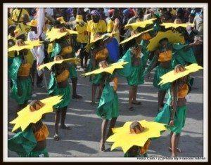 Scène de Carnaval