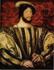Francois 1er, La Renaissance.