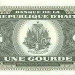 Gourde Haitienne.