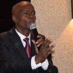 President Jovenel Moise, Adelante.  Photo Le National, Haiti
