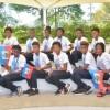 Les_Joueuses_de_la_Selection_Feminine_U-20_au_jardin_de_Mupanah, Photo Le Nouvelliste Haiti